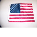 "12"" x 15"" USA Flag with Grommets THUMBNAIL"