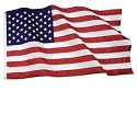 3' X 5' USA Poly-Cotton Flag THUMBNAIL