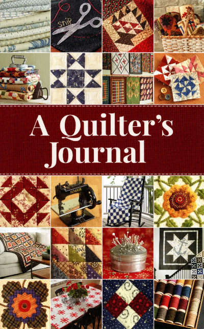 A Quilter's Journal – by Lisa Bongean MAIN