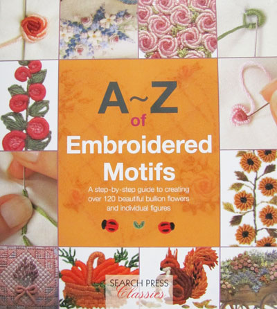 A~Z of Embroidered Motifs – by Search Press MAIN