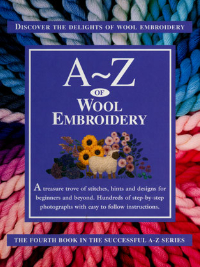 The A to Z of Wool Embroidery THUMBNAIL