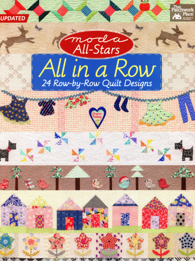 All in a Row - Moda All-Stars - Compiled by Lissa Alexander MAIN