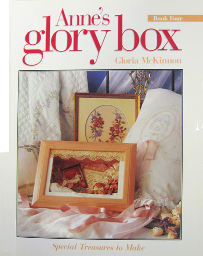 Anne's Glory Box, Book Four – by Gloria McKinnon MAIN