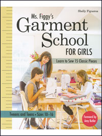 Ms. Figgy's Garment School For Girls - by Shelly Figueroa THUMBNAIL
