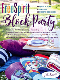 Free Spirit Block Party – by Free Spirit Fabrics THUMBNAIL