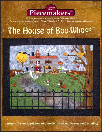 The House of Boo-Whooooo MAIN