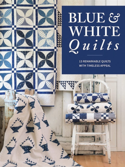 Blue & White Quilts – by Various Designers MAIN