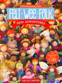 Felt Wee Folk - by Salley Mavor THUMBNAIL