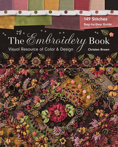 The Embroidery Book – by Christen Brown MAIN