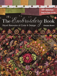 The Embroidery Book – by Christen Brown THUMBNAIL