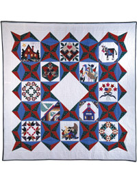 Piecemakers 1994 Times and Seasons Patterns THUMBNAIL