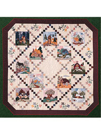 Piecemakers 1997 Times and Seasons Patterns THUMBNAIL