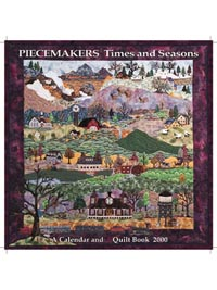 Piecemakers 2000 Times and Seasons Patterns THUMBNAIL