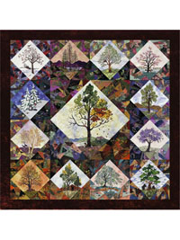 Piecemakers 2002 Times and Seasons Calendar and Quilt Book THUMBNAIL