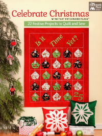 Celebrate Christmas – by That Patchwork Place THUMBNAIL