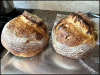 Simple Artisanal Homemade Bread THUMBNAIL
