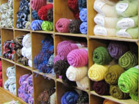 Knitting, Crocheting & Needle Arts Classes Taught at Piecemakers