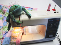 Creative Sewing Classes Taught at Piecemakers