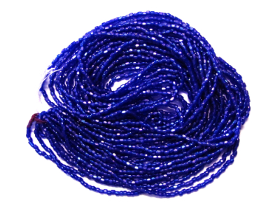 Seed Beads - Cobalt AB - 9/0 MAIN