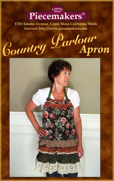 Country Parlour Apron MAIN
