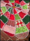 Cozy Christmas Tree Skirt SWATCH