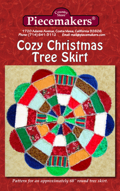 Cozy Christmas Tree Skirt MAIN