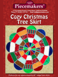 Cozy Christmas Tree Skirt THUMBNAIL