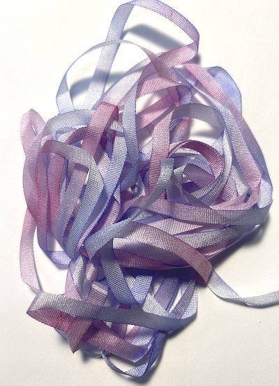 Di van Niekerk 4mm Hand Painted Silk Ribbon  #81 MAIN