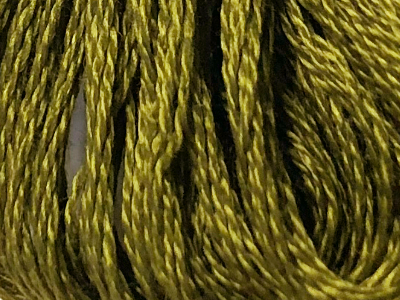DMC Six-Strand Embroidery Floss – 731 MAIN