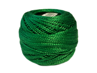 DMC #8 Perle Cotton Ball – Col. 700 Green THUMBNAIL