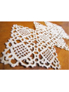 Vintage Tatted Doily SWATCH