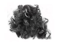 Kid Mohair — Dyed Black THUMBNAIL