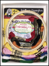 "Easy Embroidery Kit – ""Monthly Madness"" SWATCH"