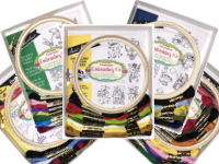 Easy Thread Embroidery Kits