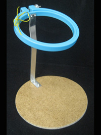 "Piecemakers Free-standing Embroidery Hoop - 4"" THUMBNAIL"