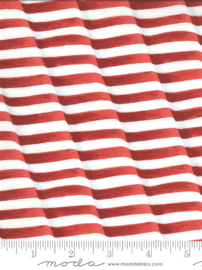 "Moda ""America the Beautiful"" # 19985-11 – Barnwood Red and White Flag Stripes MAIN"