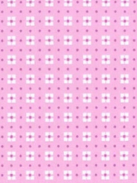 "Robert Kaufman ""Penny's Dollhouse 2"" # ADZ-17961-27 Hibiscus - White Squares on Purple THUMBNAIL"