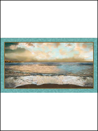 "Quilting Treasures ""Artworks"" # 1649-24635-Q – Ocean Horizon THUMBNAIL"