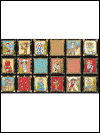 "Loralie Designs ""Whoa Girl!"" # 692-311 - Cowgirl Portraits - PRICED PER PANEL SWATCH"