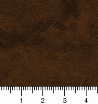 "Northcott ""Toscana"" Flannel # F9020-360 - Chocolate Brown Mottled MAIN"