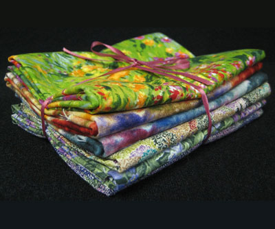 """Land-Escapes"" Fabric Pack MAIN"