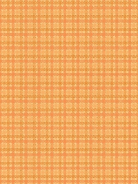"Marcus Fabrics ""Primo Plaid Flannel"" #R09-U058-0128 - Orange Plaid Flannel THUMBNAIL"