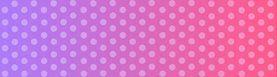 "QT Fabrics ""Party Like a Unicorn"" # 1649-26911-VP – Pink and Lavender Ombre Dot Panel MAIN"