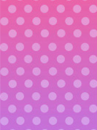 "QT Fabrics ""Party Like a Unicorn"" # 1649-26911-VP – Pink and Lavender Ombre Dot Panel THUMBNAIL"
