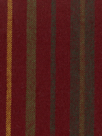 "Marcus Brothers ""Primo Plaid Flannel"" # R09U103-0123 – Burgundy Stripe Flannel THUMBNAIL"