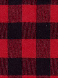 "Marcus Brothers ""Primo Plaid Flannel"" # R09U112-0111 – Buffalo Check Flannel THUMBNAIL"