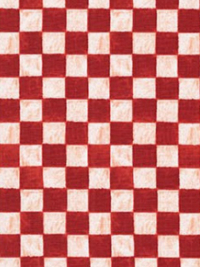 "Robert Kaufman ""Down on the Farm"" #AWG-15773-3 col. Red — Red and White Checkered Print THUMBNAIL"