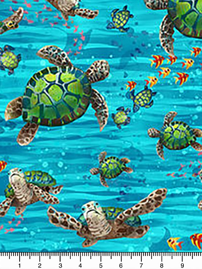 "Studio E ""Ocean State"" # 4511-11 - Sea Turtles MAIN"