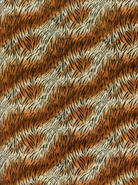 "Fabri-Quilt Inc. ""Tiger Second Skins"" #112-65400 - Tiger Print THUMBNAIL"