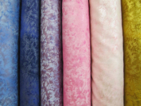 Fairy Frost Fabrics by Michael Miller — Pearlized Cotton Prints Sold by the Inch